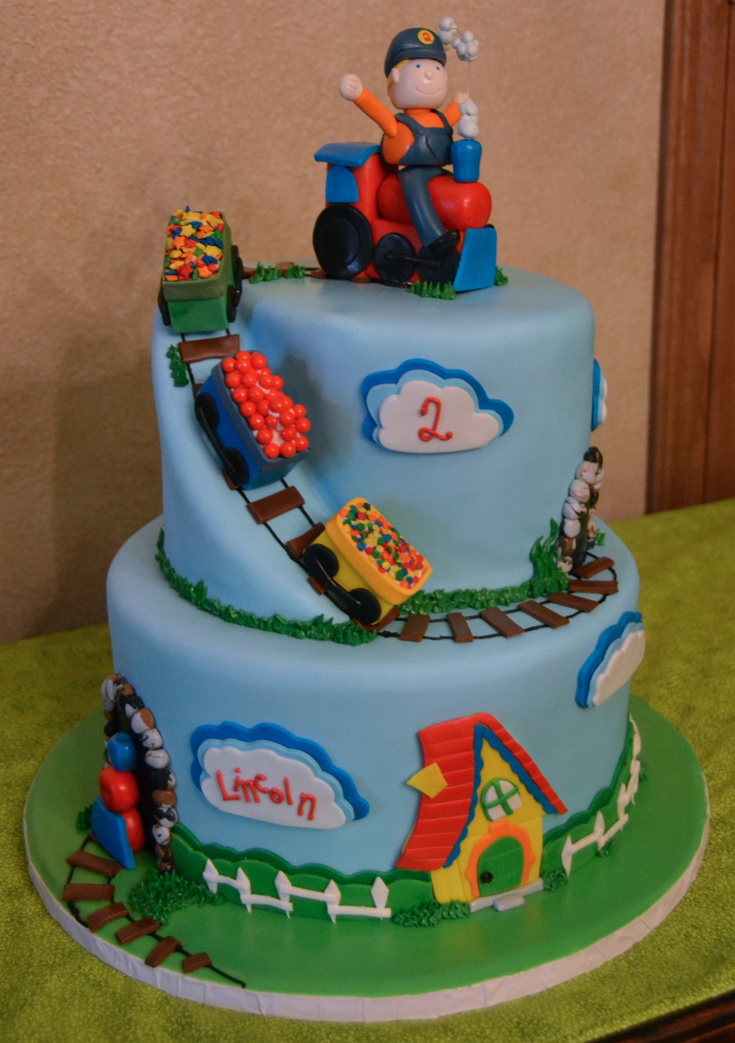 Excellent Birthday Cake Picture 2Nd Birthday Cake Designs For Baby Boy Personalised Birthday Cards Veneteletsinfo