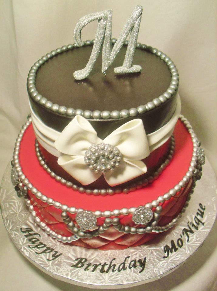 Super 9 Bling Birthday Cakes Photo Red And Black Bling Birthday Cakes Funny Birthday Cards Online Overcheapnameinfo