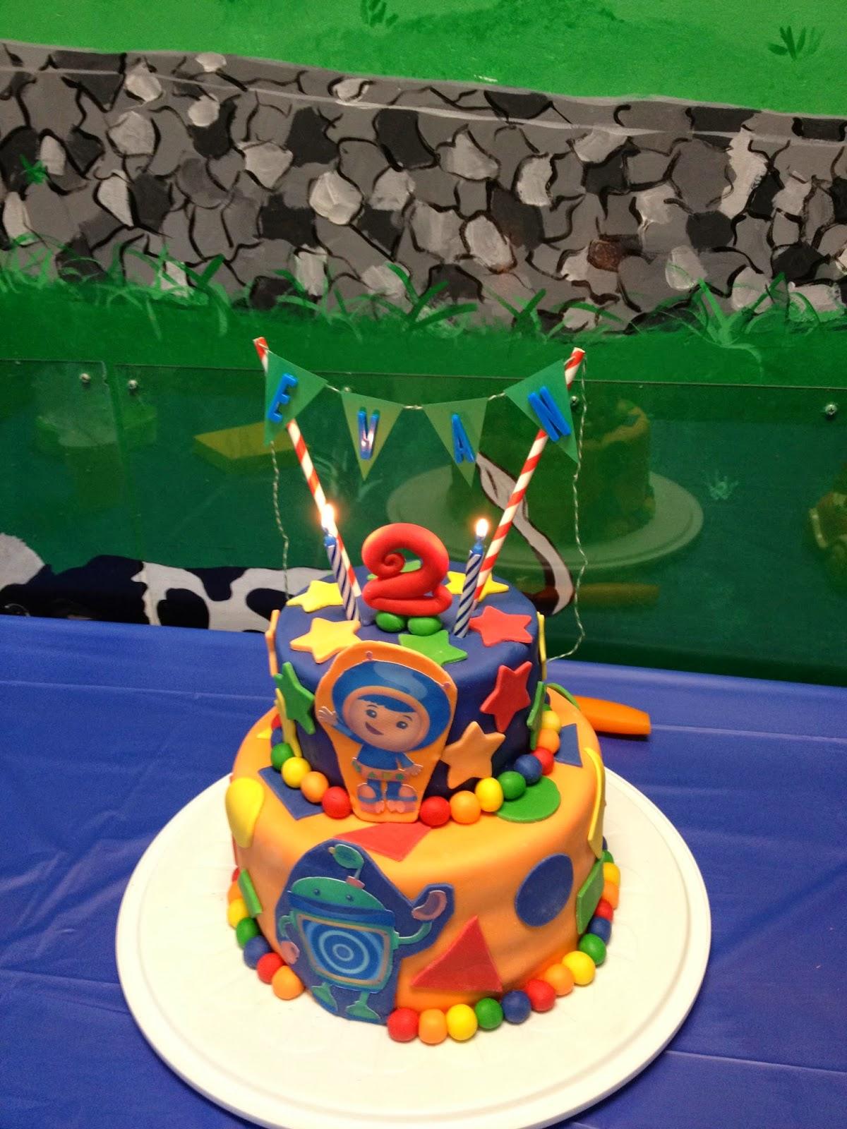 Team Umizoomi Birthday Cakes Boys