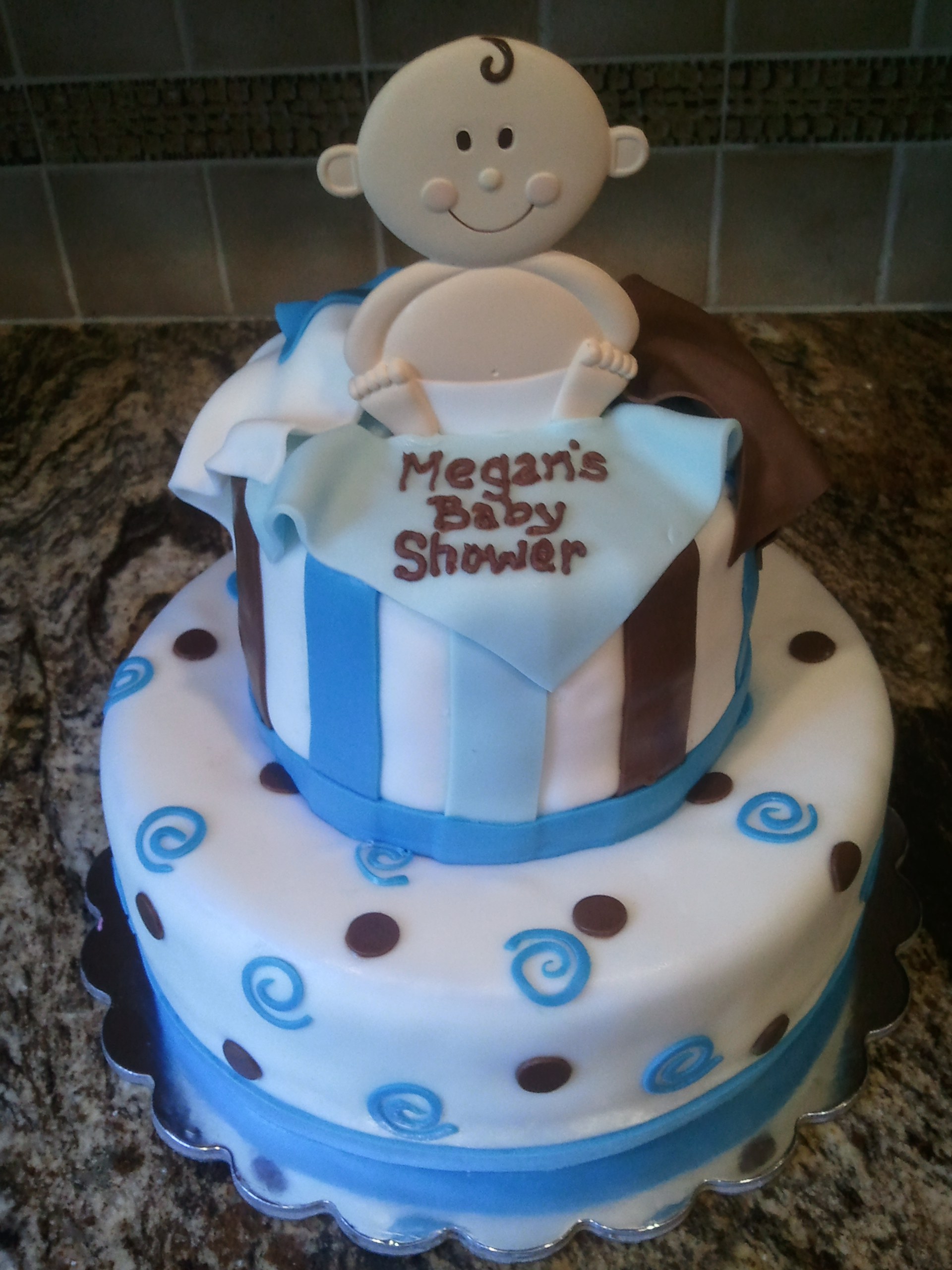 10 Baby Shower Cakes From Wilton Photo Wilton Baby Shower Cake