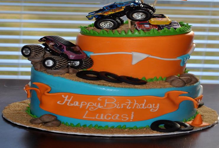 10 9 Year Old Birthday Cakes For Boys Photo Boy