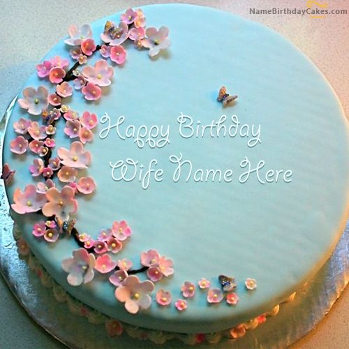 Cool 12 Unique Birthday Cakes For Wife Photo Birthday Cake With Name Funny Birthday Cards Online Overcheapnameinfo