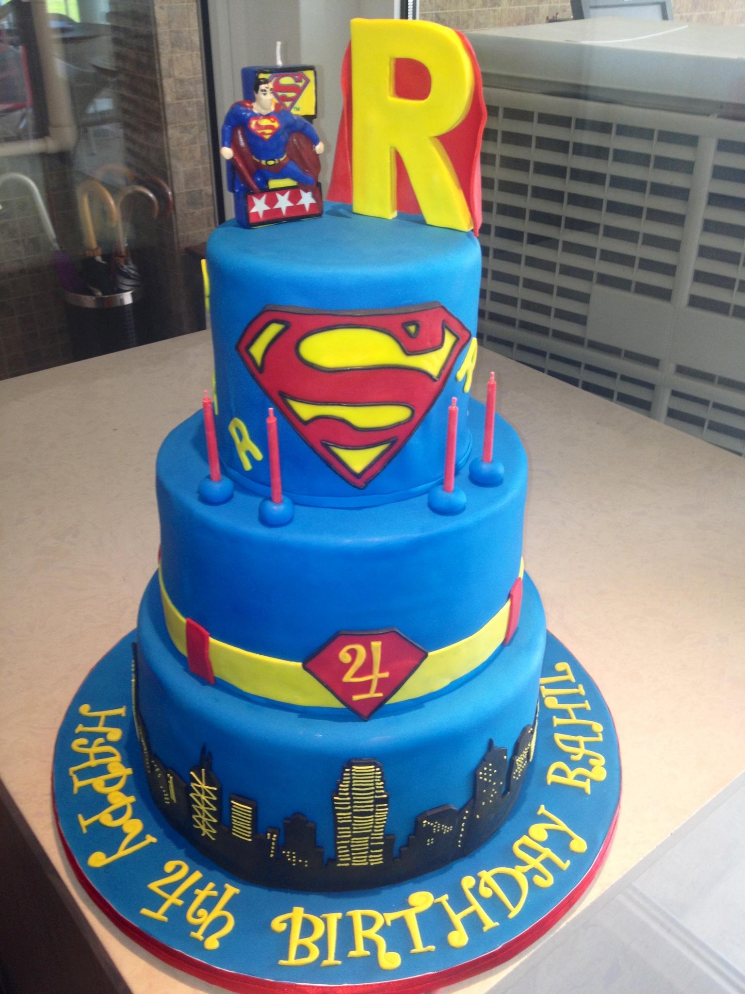 Boys 4th Birthday Cake Ideas
