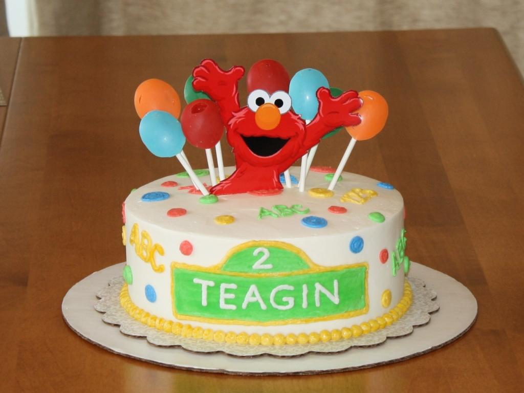 Outstanding 9 Elmo Birthday Cakes Photo Elmo Birthday Cakes Ideas Elmo Funny Birthday Cards Online Sheoxdamsfinfo