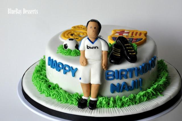 Cool 9 Real Birthday Cupcakes Photo Real Madrid Birthday Cake Real Funny Birthday Cards Online Elaedamsfinfo