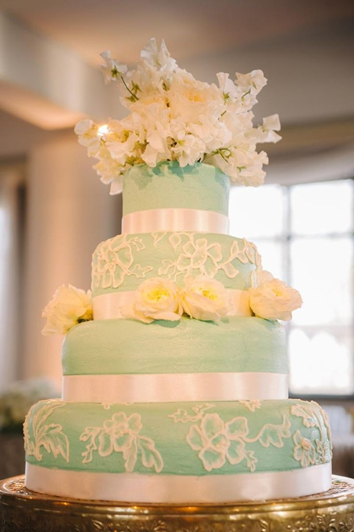 11 Wedding Cakes OKC Photo - Romantic Wedding Cake Design, Wedding ...