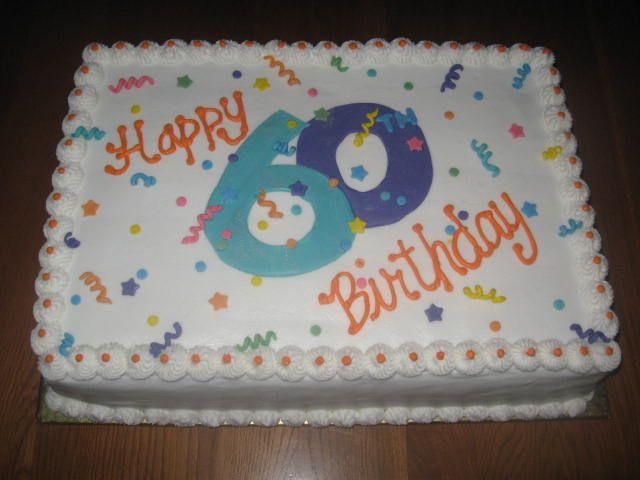 Terrific 10 Men Birthday Sheet Cakes Photo 60Th Birthday Sheet Cake Ideas Funny Birthday Cards Online Alyptdamsfinfo