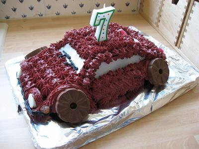 7 Year Old Boy Birthday Cake Ideas