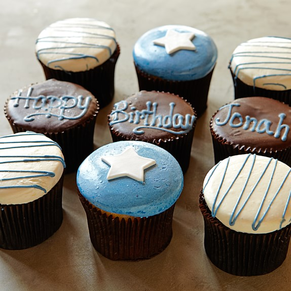 Birthday Cupcake Ideas For Men