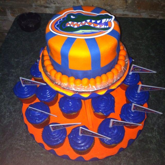 13 University Of Florida Cakes Photo Florida Gators Cake Florida