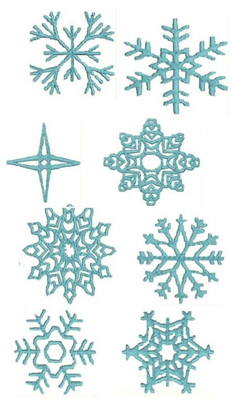 7 Templates Of Snow Flakes For Cakes Photo Royal Icing Snowflake