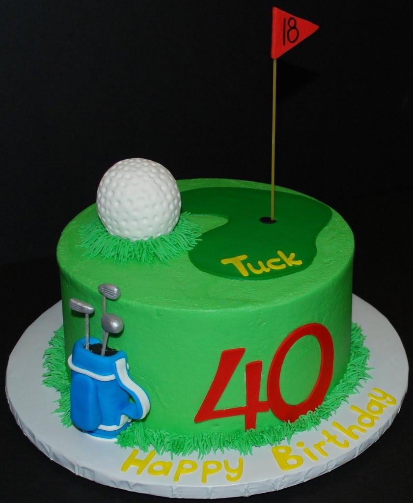 Phenomenal 10 Golf Birthday Cakes For Birthdays Photo Golf Themed 60Th Funny Birthday Cards Online Eattedamsfinfo