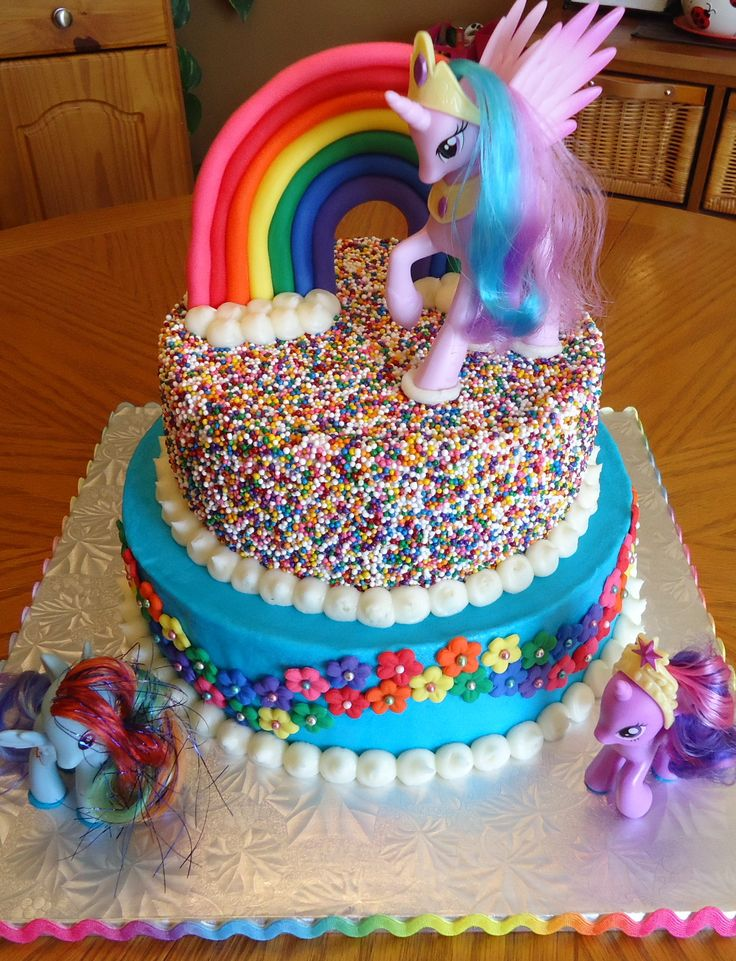 Tremendous 12 Pony Birthday Cakes For Girls Photo My Little Pony Birthday Funny Birthday Cards Online Alyptdamsfinfo