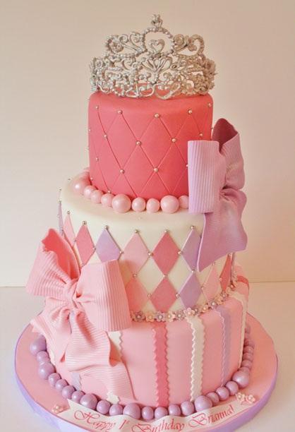 Stupendous 11 Tiara Birthday Cakes For Teenagers 14 Photo Teenage Girl Funny Birthday Cards Online Alyptdamsfinfo