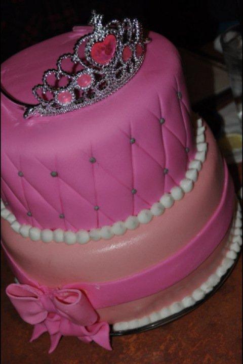 Princess Birthday Cakes For Teen Girls