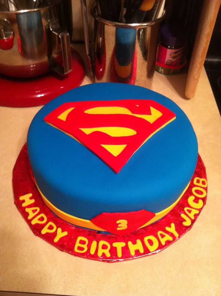 Pleasing 10 Girls Birthday Cakes Superman Photo Superman Birthday Cake Funny Birthday Cards Online Bapapcheapnameinfo