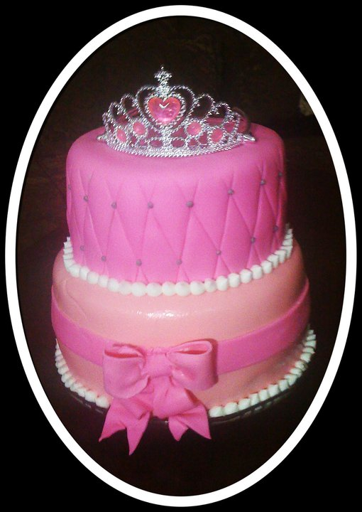 Phenomenal 11 Tiara Birthday Cakes For Teenagers 14 Photo Teenage Girl Funny Birthday Cards Online Overcheapnameinfo