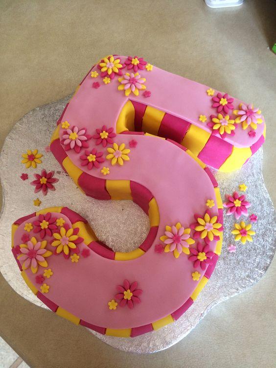 10 Girls Birthday Cakes 5 Photo Build A Bear Themed Cake 5 Year