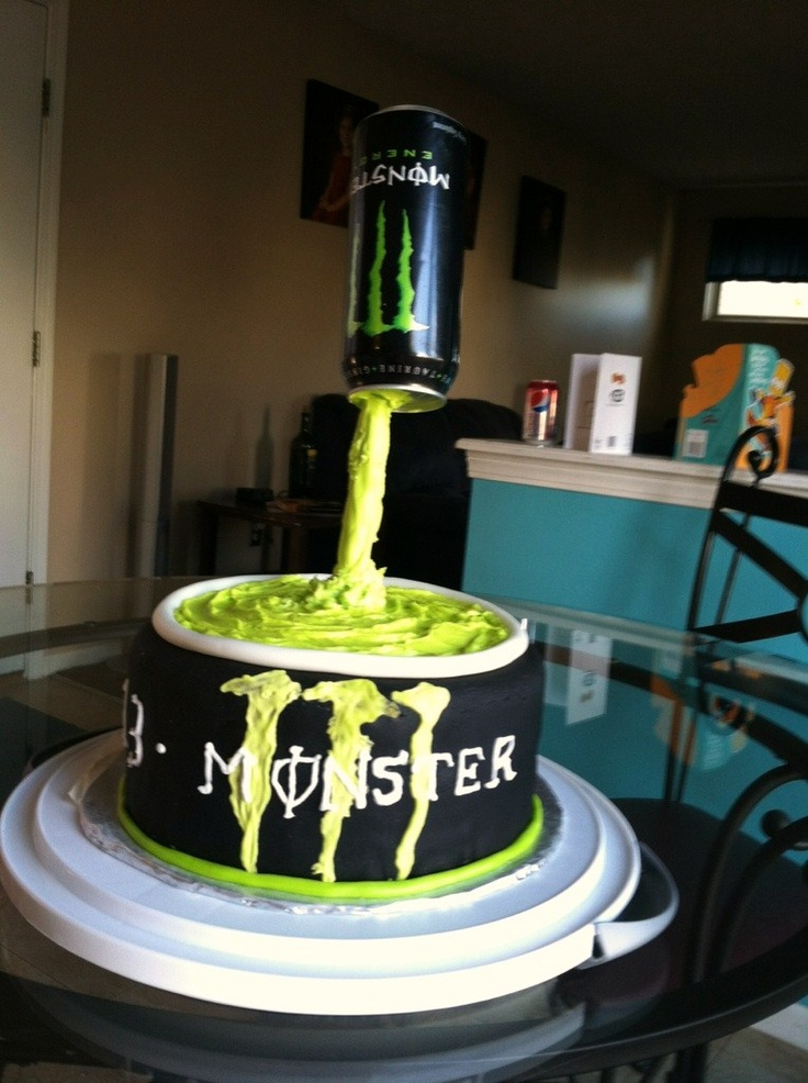 7 Cakes With Cupcakes For 13 Yr Olds Photo Birthday Cake Ideas For