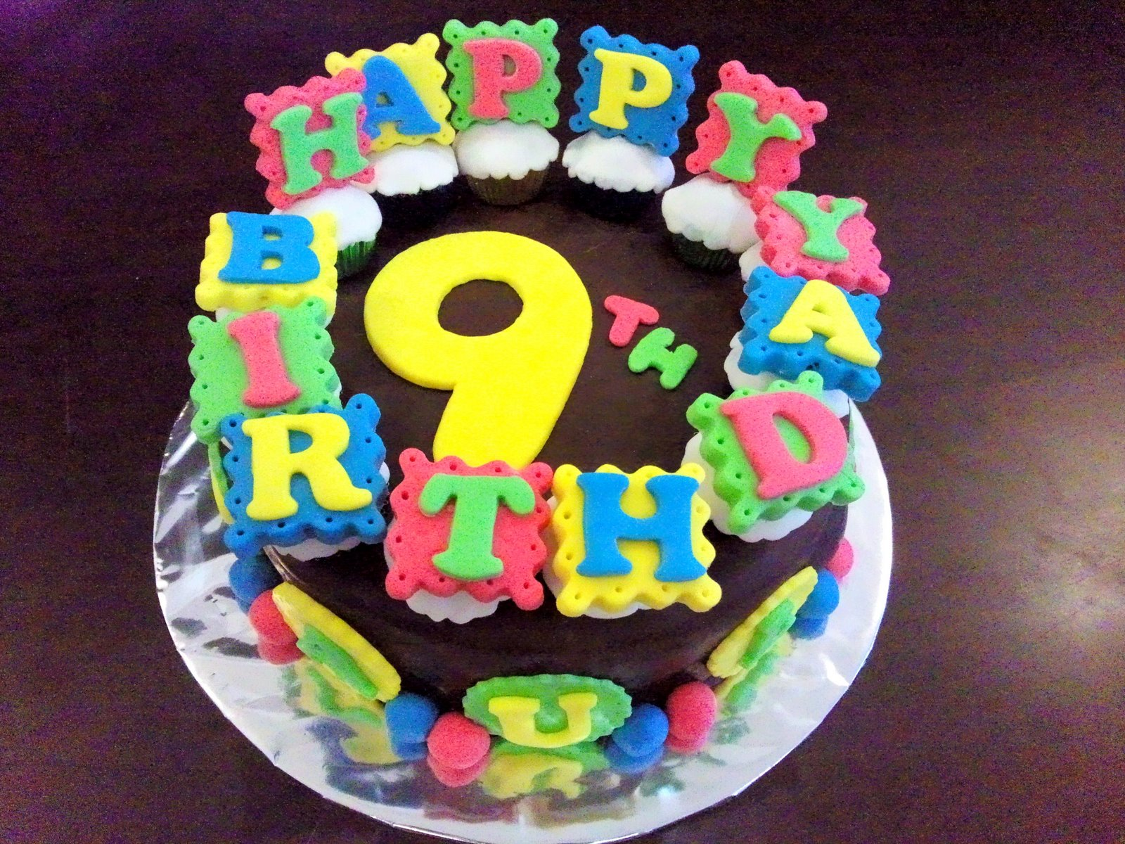 9 Best Birthday Cakes For Boys 9th Birthday Photo Boys 9th