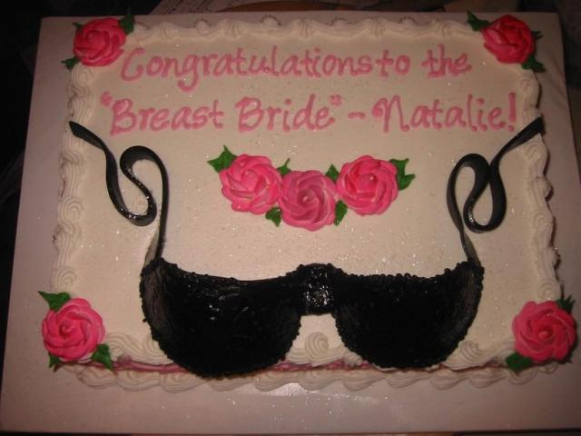 bridal shower cake sayings funny