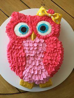 Outstanding 10 Easy Owl Cupcakes Birthday Cakes Photo Cute Owl Birthday Cake Funny Birthday Cards Online Drosicarndamsfinfo