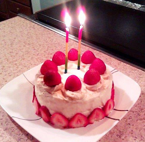 Astounding 7 Beautiful Women Birthday Cakes For My Friend Photo Friends Funny Birthday Cards Online Chimdamsfinfo