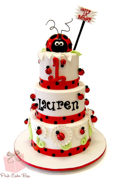 Terrific 12 Ladybug First Birthday Cakes For Photo Ladybug First Birthday Birthday Cards Printable Benkemecafe Filternl