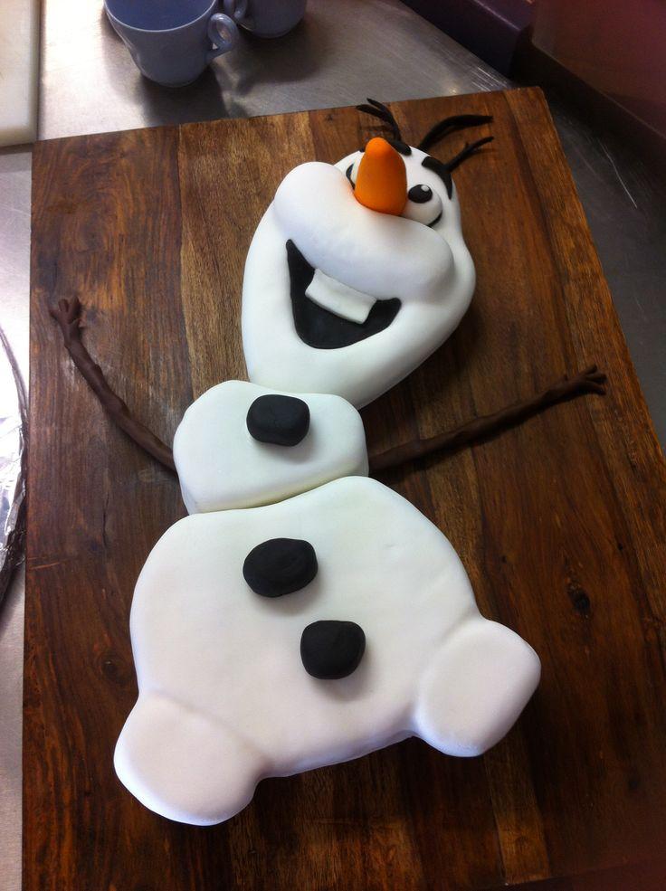 Amazing 11 Olaf Disney Frozen Birthday Cupcakes Photo Olaf Disney Frozen Personalised Birthday Cards Sponlily Jamesorg