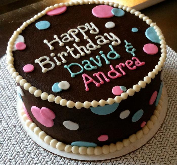 6 Specialty Cakes Birthday Photo
