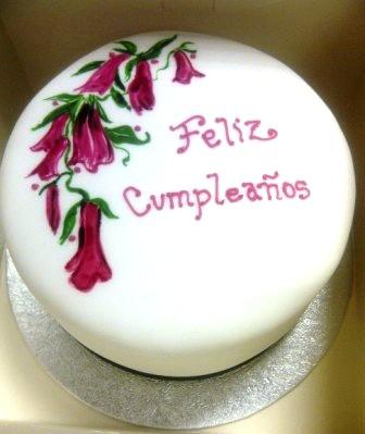 Groovy Birthday Ideas Happy Birthday Cake In Spanish Funny Birthday Cards Online Inifodamsfinfo