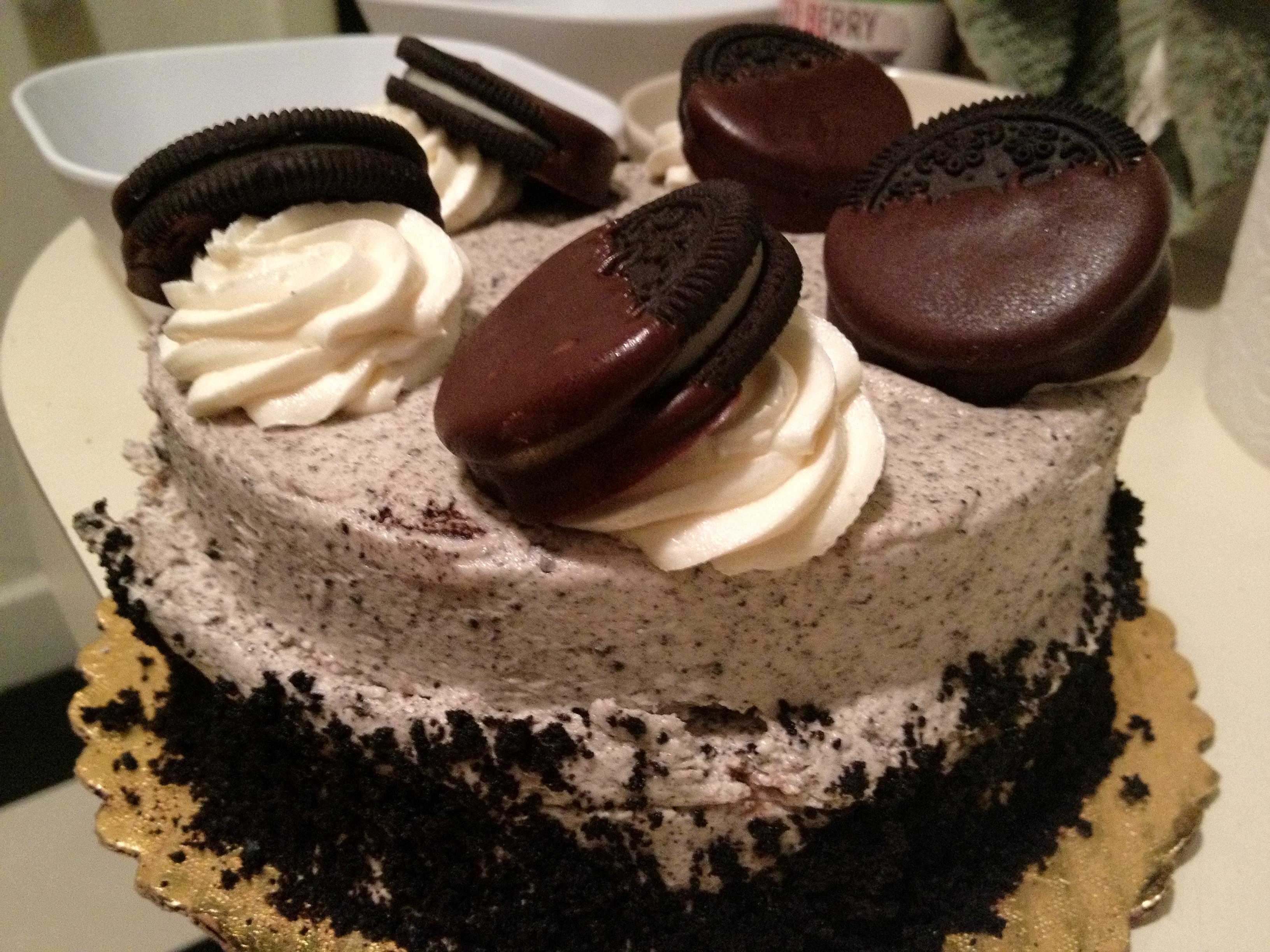 Whole Foods Vegan Cake