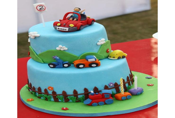 10 Easy Birthday Cakes For Boys Photo Boys Birthday Cake Ideas