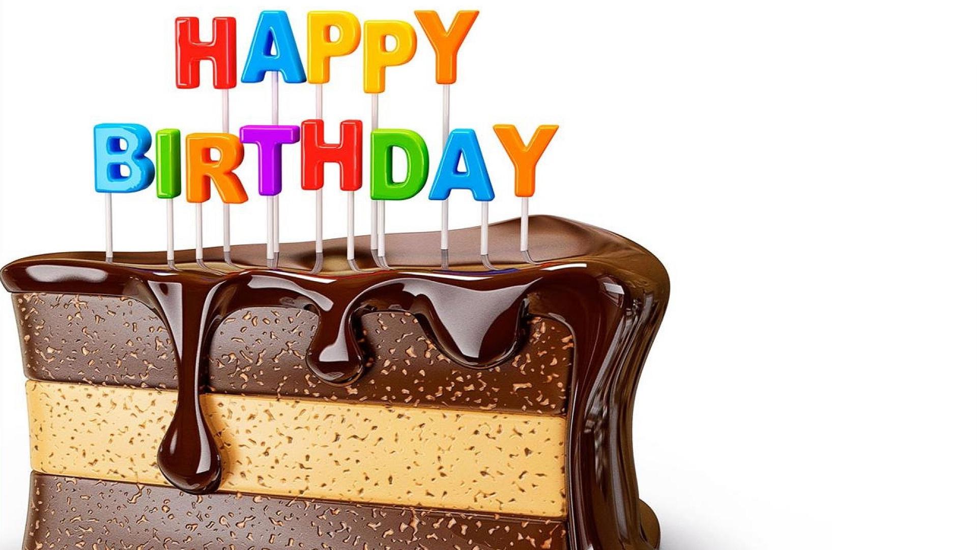 7 Specialty Cakes Happy Birthday Photo Happy Birthday Cake Happy