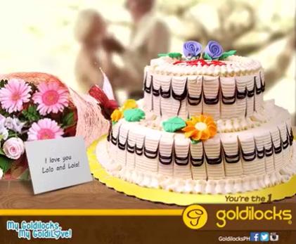 5 Goldilocks Cakes Price List 2 Layer Photo Marble Birthday Cake