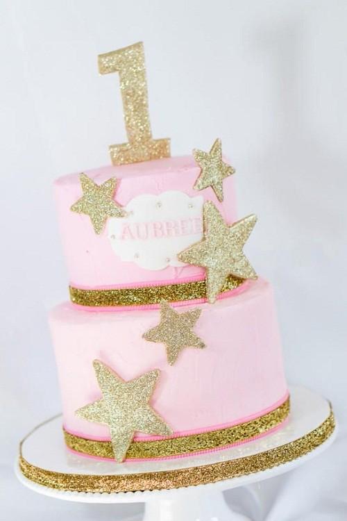 9 Star Cakes Designs Photo Cakes With Stars Theme Pop Star