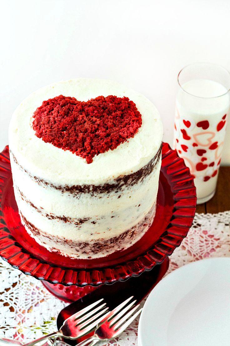 5 Red Velvet Anniversary Cakes Photo Wedding Anniversary Cake