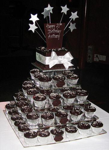 Stupendous 13 Guy With Ou 21 Birthday Cakes Photo 21St Birthday Cake 21St Personalised Birthday Cards Epsylily Jamesorg