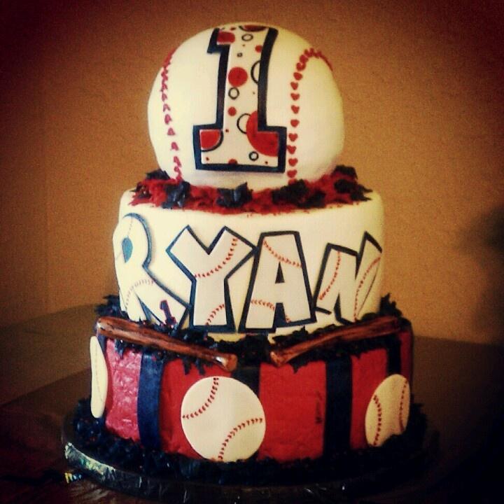 Magnificent 11 Alabama Baseball Birthday Cakes Photo Baseball 1St Birthday Birthday Cards Printable Inklcafe Filternl