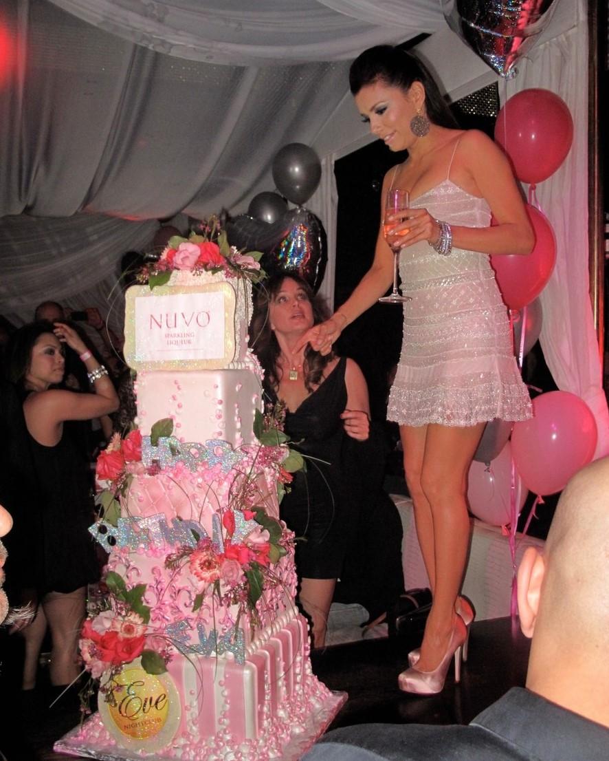Marvelous 12 Celeb Bday Cakes Photo Celebrities Birthday Cakes Celebrity Funny Birthday Cards Online Sheoxdamsfinfo
