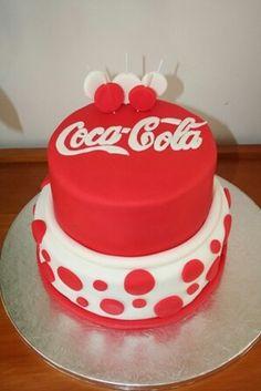 Sensational 12 Coke Cakes Design Photo Coca Cola Cake Coca Cola Cake And Funny Birthday Cards Online Necthendildamsfinfo
