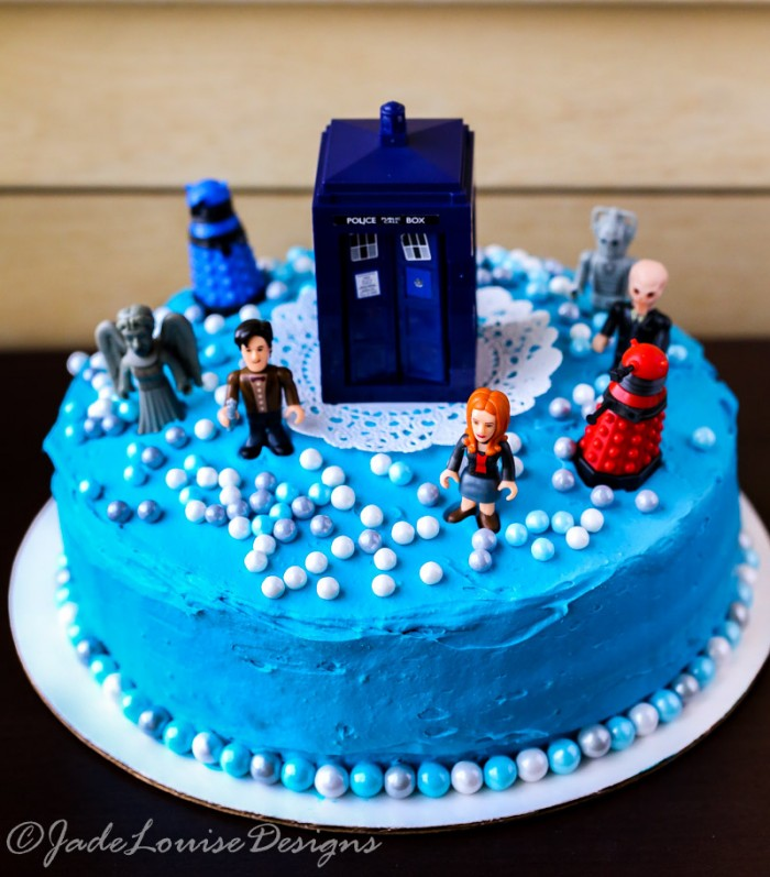 Surprising 8 Doctor Cool Cakes Photo Doctor Who Cake Doctor Who Birthday Funny Birthday Cards Online Alyptdamsfinfo