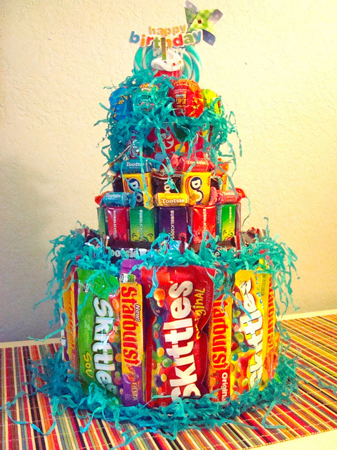 Pleasing 12 Made Out Of Candy Birthday Cakes Photo Cake Made Out Of Candy Funny Birthday Cards Online Bapapcheapnameinfo