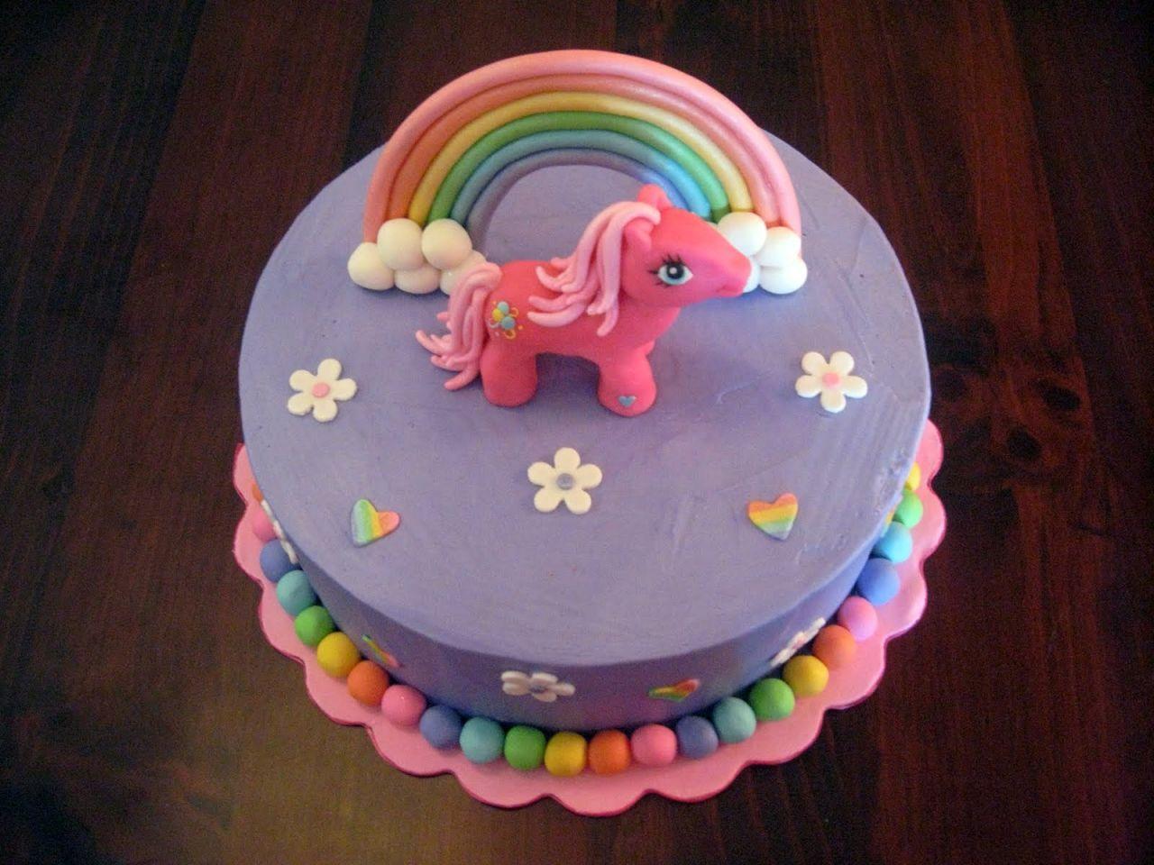 10 Pony Themed Cakes Photo My Little Pony Birthday Cake Horse