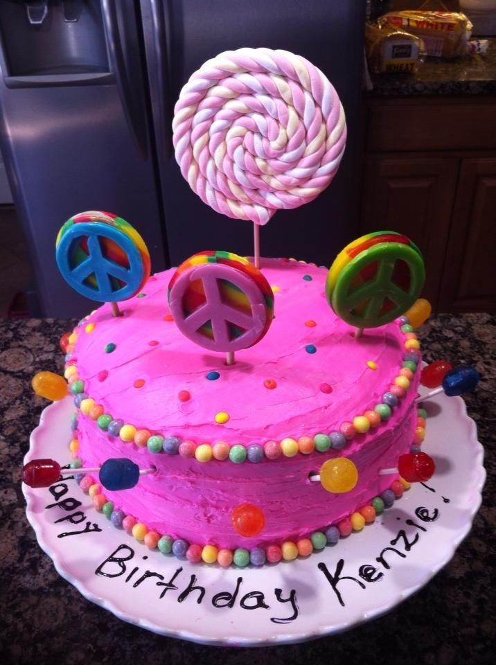 9 Sasha Birthday Cakes For Girls Age 12 Photo 12 Year Old Cake