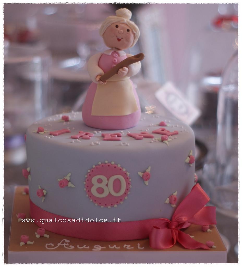 Pleasing 12 Cakes Birthday Cake For Grandmothers Rose Photo Grandma Funny Birthday Cards Online Kookostrdamsfinfo