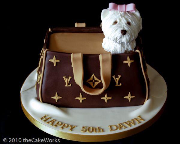 Cool Girl Birthday Cakes