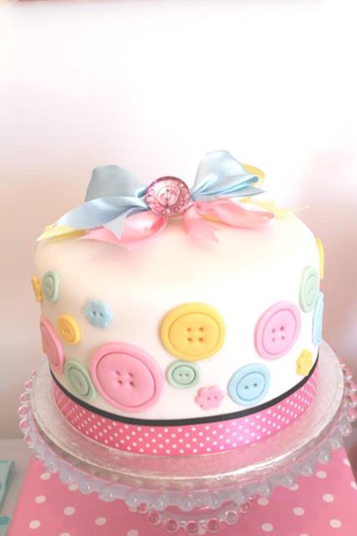 9 Cute Birthday Cakes And Party Decor Photo Cute Birthday Cake