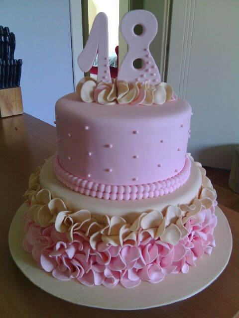 Enjoyable 18Th Birthday Cakes For Girls Top Birthday Cake Pictures Photos Funny Birthday Cards Online Aeocydamsfinfo