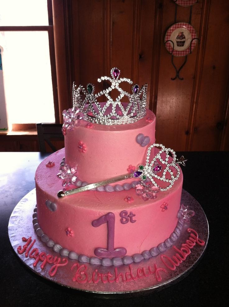 Awe Inspiring 11 Princess Cupcakes 1St Birthday Cake Photo Princess First Birthday Cards Printable Benkemecafe Filternl